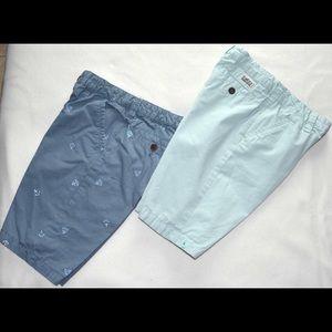 OshKosh B'gosh Boys Short Pants Sz 12